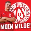 Sebastian Milde ist neuer Trainer der Ersten Mannschaft